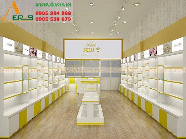 Công ty thiết kế shop | Thi công cửa hàng trọn gói tại tphcm